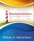 Ebook Macroeconomics - A contemporary introduction (10th edition): Part 1