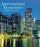 Ebook International economics (11th edition): Part 1