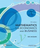 mathematics for economics and business (5th edition): part 1