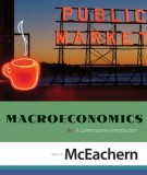 Ebook Macroeconomics - A contemporary introduction (8th edition): Part 1