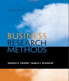 Ebook Business research methods (12th edition): Part 1