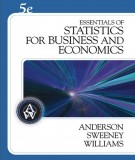 essentials of statistics for business and economics (5th edition): part 1