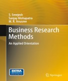 Ebook Business research methods: Part 1