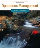Ebook Operations management (11th edition): Part 1