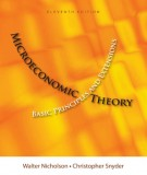 microeconomic theory - basic principles and extensions (11th edition): part 1