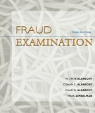Ebook Fraud examination (3rd edition): Part 1