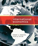 Ebook International economics (3rd edition): Part 1