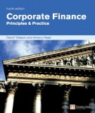 Ebook Corporate finance - Principles & practice (4th edition): Part 1