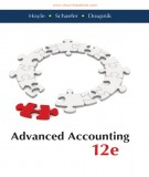 advanced accounting (12th edition): part 1