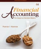 financial accounting - the impact on decision makers (6th edition): part 1
