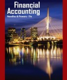 financial accounting (11th edition): part 1 - belverd e. needles, jr.