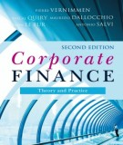 corporate finance - theory and practice (2nd edition): part 1