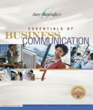 Ebook Essentials of business communication (7th edition): Part 1