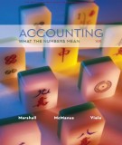 Ebook Accounting (10th edition): Part 1