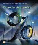 Ebook Financial accounting (4th edition): Part 2 - Anne Britton, Chris Waterston