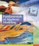 Ebook Fundamentals of algebraic modeling (5th edition): Part 1
