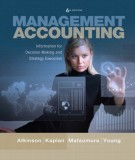 Ebook Management accounting (6th edition): Part 1