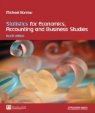Ebook Statistics for economics, accounting and business studies (4th edition): Part 1