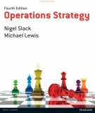 Ebook Operations strategy (4th edition): Part 1