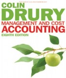 Ebook Management and cost accounting (8th edition): Part 2