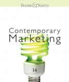contemporary marketing: part 1