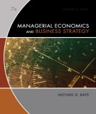 managerial economics and business strategy (7e): part 1