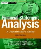 Ebook Financial statement analysis (3rd edition): Part 1