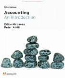 Ebook Accounting - An introduction (5th edition): Part 1
