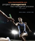 Ebook Project management (5th edition): Part 1