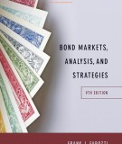 Ebook Bond markets, analysis, and strategies (9th edition): Part 1
