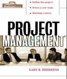 Ebook Project management: Part 1