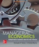Ebook Managerial economics - Foundations of business analysis and strategy (12th edition): Part 1