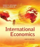 Ebook International economics (8th edition): Part 2