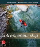 entrepreneurship (10th edition): part 1