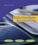 intermediate accounting (10e): part 1