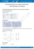 Giải bài tập Các số tròn chục từ 110 đến 200 SGK Toán 2