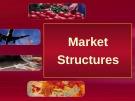 Lecture Element of economics - Chapter 8: Market structures