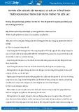 Giải bài tập Vấn đề phát triển ngành giao thông vận tải và thông tin liên lạc SGK Địa lí 12