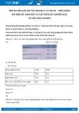 Giải bài tập Thực hành Vẽ biểu đồ, nhận xét và giải thích sự chuyển dịch cơ cấu công nghiệp SGK Địa lí 12