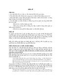 Bài giảng Phương pháp nghiên cứu khoa học - Bài 9: Biến số