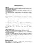 Bài giảng Phương pháp nghiên cứu khoa học - Bài 10: Các loại nghiên cứu