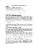 Bài giảng Thống kê y học - Bài 2: Một số khái niệm căn bản về xác suất