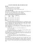 Bài giảng Thống kê y học - Bài 3: Xác suất có điều kiện - Định luật nhân xác suất