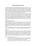 Bài giảng Phương pháp nghiên cứu khoa học - Bài 13: Phương pháp thu thập số liệu