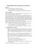Bài giảng Phương pháp nghiên cứu khoa học - Bài 5: Phương pháp phân tích và khẳng định vấn đề nghiên cứu