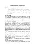 Bài giảng Phương pháp nghiên cứu khoa học - Bài 4: Xác định và chọn ưu tiên nghiên cứu