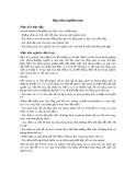 Bài giảng Phương pháp nghiên cứu khoa học - Bài 7: Mục tiêu nghiên cứu
