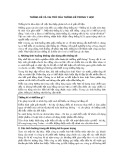 Bài giảng Thống kê y học - Bài 1: Thống kê và vai trò của thống kê trong y học