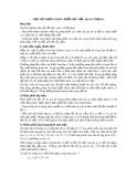 Bài giảng Thống kê y học - Bài 12: Một số những phân phối lấy mẫu quan trọng