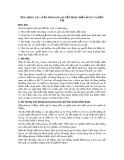 Bài giảng Thống kê y học - Bài 4: Ứng dụng xác suất trong ra quyết định chẩn đoán và điều trị